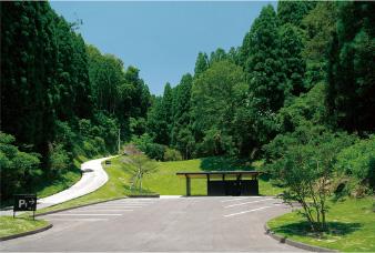 白水ダム周辺整備計画(デザイン監修:景観研究室、設計:eau+川添善行)