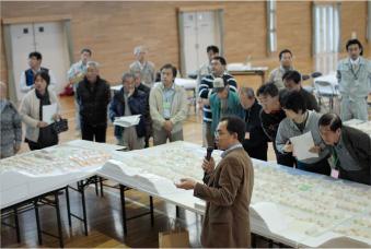 東日本大震災の復興事業における空間デザインとまちづくり