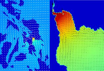 フィリピンで起きた巨大台風Haiyanによる高潮のシミュレーション