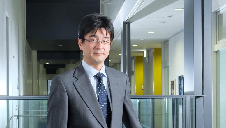堀 宗朗(ほり むねお)教授